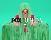 Fox Comedy Idents