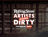 ARTISTS GOING DIRTY - Powered by DMAX