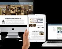 Africa International House Website