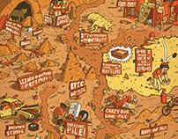 Desert Companion - Junk Desert of My Youth c. 1981