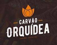 BRANDING CARVÃO ORQUÍDEA