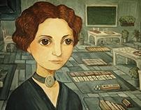 """María Montessori """"Mujeres"""""""