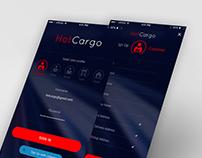 Transport App Design