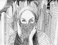 Cyberpunk Beth