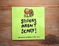 Spiders Aren't Scary!