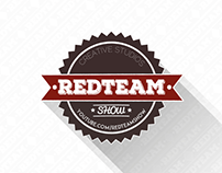 """Redteam Show"" Brand Redesign."