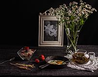Food photo for restaurant menu design