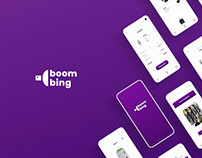 Boombing- The fictitious mobile application