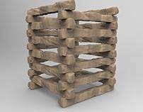 Mine Cribbing - Visualization