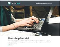 """""""CENAN"""" Multipurpose Email Template"""