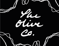 The Olive Co. - Rebrand Proposal
