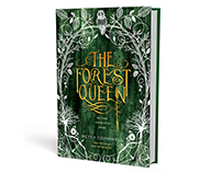 Betsy Cornwell - The Forest Queen Book Cover