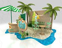 Lipton Green Island