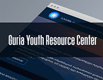 Guria Youth Resource Center Website