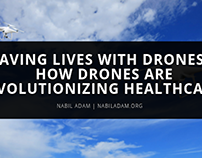 How Drones are Revolutionizing Healthcare