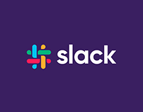 Slack - Logo Redesign