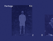 York City FC — Heritage Kit Concept