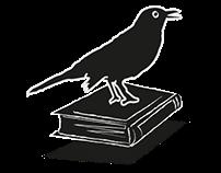 Oiseaux magiques et livres