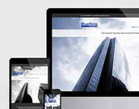 BlueNote Search Website