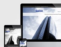 BlueNote Search Website