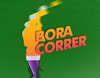 Vinheta Bora Correr