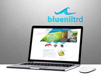 Blueniltrd Tarım Makinaları Web Arayüz Tasarımı'2014