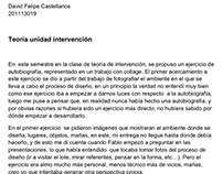 Teoria UI intervencion