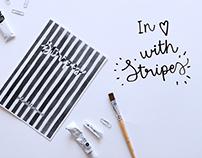 Stripes - illustrated Fanzine