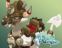 WAKFU MMO - Mounts 2