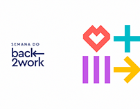 Visual Identity - Semana do Back2Work
