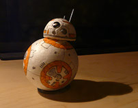 BB-8 Homemade