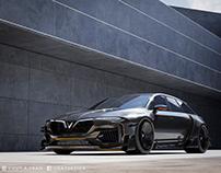 Luxwagon DTM bodykit
