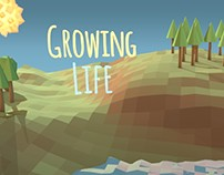 Growing Life - personal project
