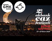 29th Akbank Jazz Festival Campaign