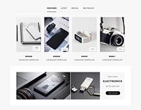 Shop WooCommerce Template Desgin Wordpress