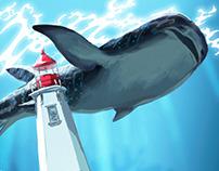 Illustration: Whale Shark