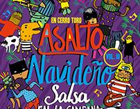 Asalto Navideño .2017