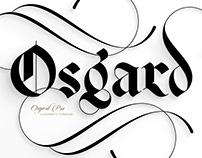 Osgard Pro | Font