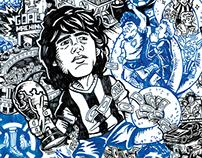 Yoken Markers - Maradona