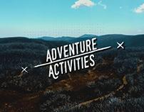 ADVENTURE ACTIVITIES at LAKE MOUNTAIN