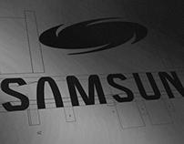 Redesign Samsung logo