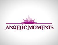ANGELIC MOMENTS BEAUTY SALON LOGO
