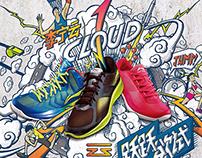 LI-NING x Ogilvy & Mather x Panda Mei  Poster