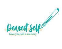 'Dearest Self' | Self Initiated Project
