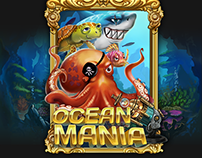Slot Machine - Ocean Mania