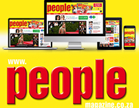 Peoplemagazine.co.za- Re-Design Proposal
