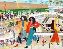 Wuhan Xintiandi & Yufang Shopping Plaza