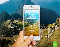 App | Camino Inca - Hitec