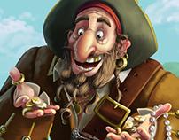 Brave Pirate