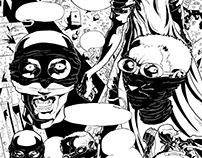 DC COMICS SAMPLE SCRIPT - Catwoman Sample - P01